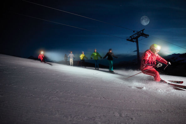 Skiing holidays in the Zillertal Arena - Hotel Castello